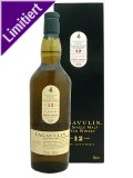 Lagavulin 12 Jahre, Natural Cask Strength 0,7 ltr. Special Release 2018