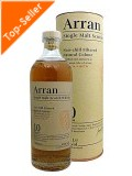Arran 10 Jahre Single Malt Whisky 0,7 ltr.